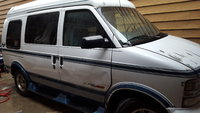 Picture of 1997 Chevrolet Astro Cargo Van 3 Dr STD AWD Cargo Van Extended, exterior, gallery_worthy
