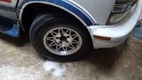 1997 Chevrolet Astro Cargo Van Overview