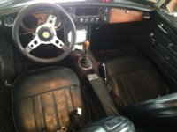Picture of 1970 MG MGB, interior