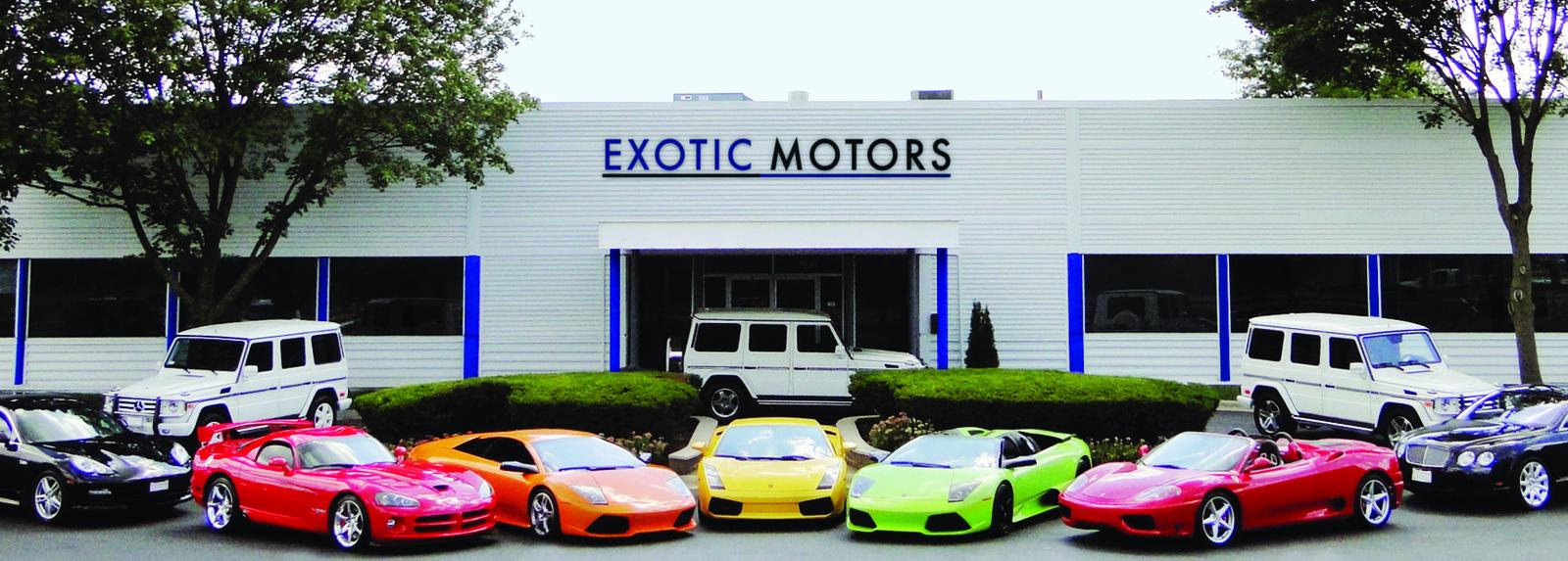 Exotic Motors - Rolling Meadows, IL: Read Consumer reviews ...