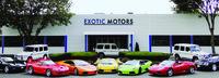 Exotic Motors logo