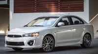 2017 Mitsubishi Lancer Picture Gallery