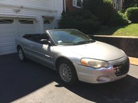 Picture of 2004 Chrysler Sebring Touring Convertible, exterior