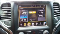Picture of 2014 Jeep Grand Cherokee Overland, interior