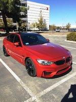 Picture of 2016 BMW M3 Sedan, exterior