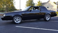Picture of 1985 Buick Regal T Type Turbo Coupe, exterior