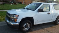 Picture of 2007 Chevrolet Colorado Work Truck, exterior