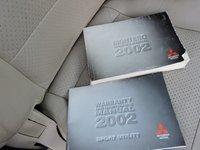 Picture of 2002 Mitsubishi Montero Limited 4WD, interior