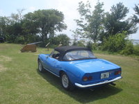 1967 FIAT 124 Spider Overview