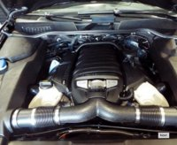 Picture of 2014 Porsche Cayenne GTS, engine