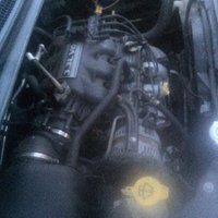 Picture of 2008 Chrysler Town & Country LX, engine