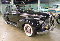 1940 Buick Special Overview