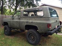 Picture of 1985 Chevrolet Blazer 4WD