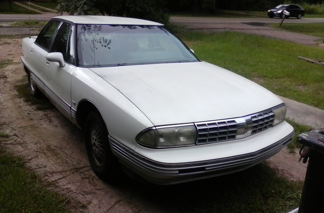 Picture of 1992 Oldsmobile Ninety-Eight 4 Dr Regency Sedan, gallery_worthy