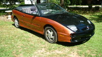Picture of 2000 Pontiac Sunfire GT Convertible, exterior