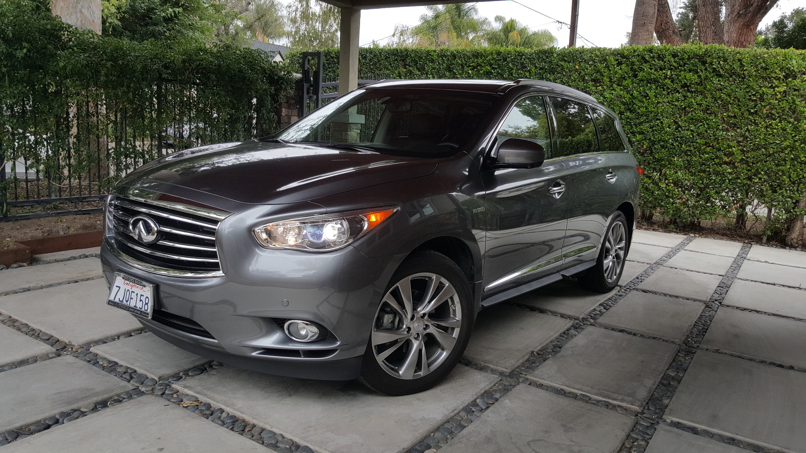 2015 infiniti qx60 hybrid overview cargurus. Black Bedroom Furniture Sets. Home Design Ideas