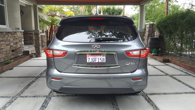 Picture of 2015 Infiniti QX60 Hybrid AWD
