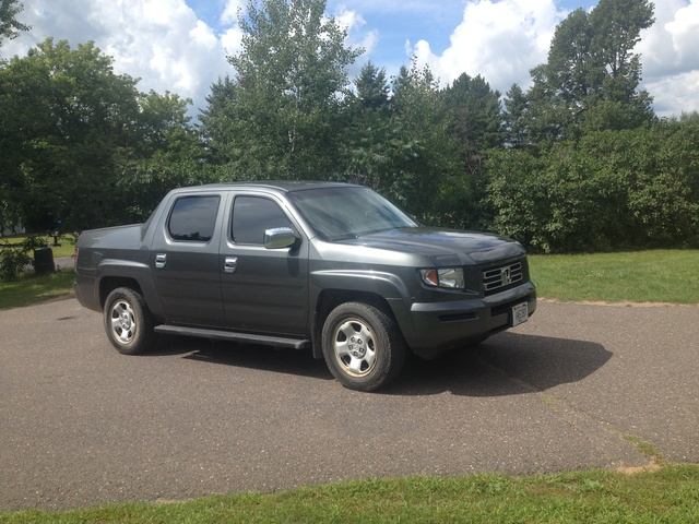 Picture of 2008 Honda Ridgeline RT