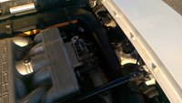 Picture of 1989 Porsche 928 S4 Hatchback, engine