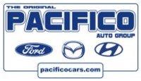 Pacifico Mazda Hyundai logo