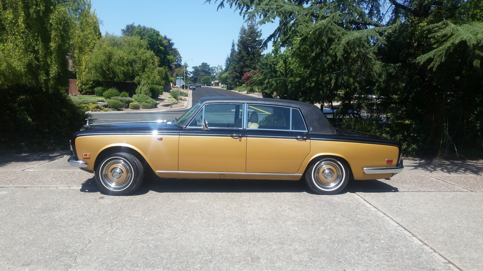 1973 rolls royce silver shadow overview cargurus. Black Bedroom Furniture Sets. Home Design Ideas