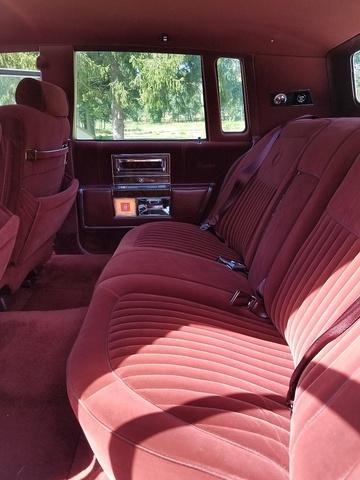 Cadillac Brougham Base Sedan Pic X