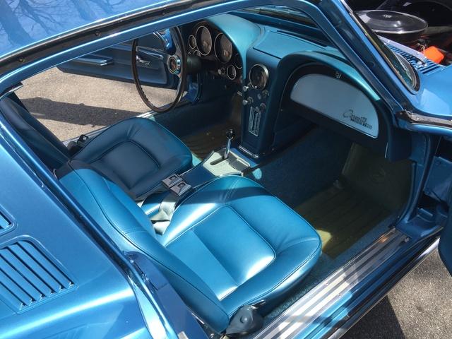 Picture of 1965 Chevrolet Corvette Coupe, interior