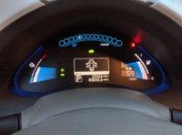 Picture of 2012 Nissan Leaf SL, interior