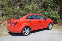 Picture of 2013 Chevrolet Sonic LTZ, exterior