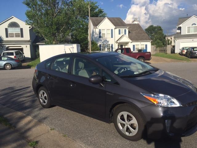 Foto de un 2012 Toyota Prius