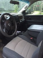 Picture of 2012 Ram 3500 ST Crew Cab 8 ft. Bed DRW 4WD, interior