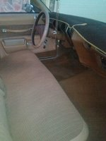 Picture of 1976 Oldsmobile Cutlass Supreme, interior