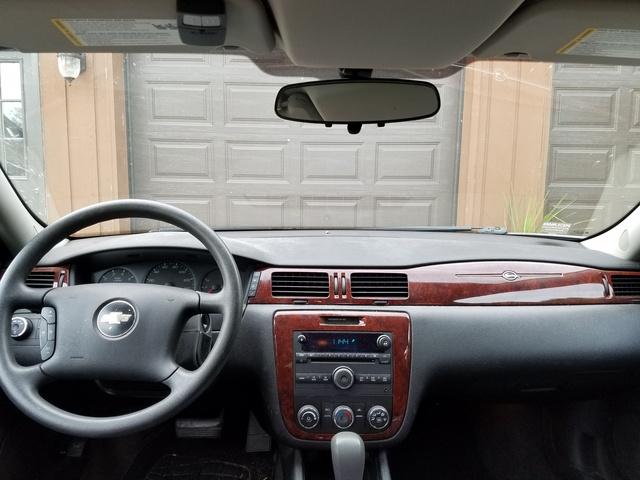 2007 Chevrolet Impala Interior Pictures Cargurus