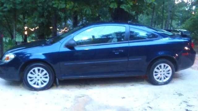 Picture of 2010 Chevrolet Cobalt Base Coupe, exterior