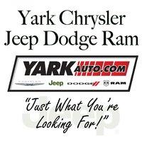 Yark Chrysler Dodge Jeep Ram logo