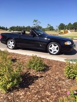 Picture of 2001 Mercedes-Benz SL-Class SL500, exterior