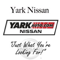 Yark Nissan logo