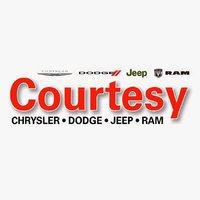 Courtesy Chrysler Dodge Jeep Ram logo