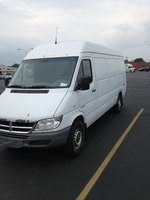 Picture of 2006 Dodge Sprinter Cargo 2500 High Roof 158 WB 3dr Ext Van, exterior