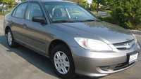Picture of 2005 Honda Civic LX, exterior