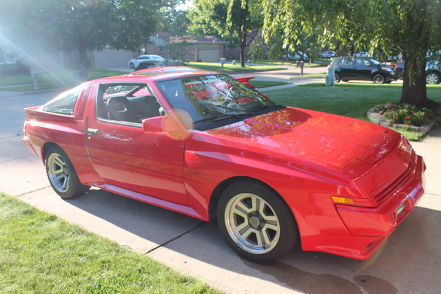 Picture of 1988 Chrysler Conquest TSi, exterior, gallery_worthy