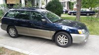 Picture of 2004 Subaru Outback Base Wagon, exterior