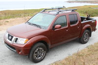 Picture of 2016 Nissan Frontier, exterior, manufacturer