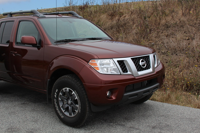 Picture of 2016 Nissan Frontier, gallery_worthy