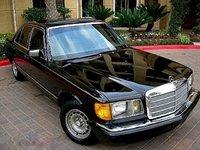 1993 Mercedes-Benz 300-Class 4 Dr 300SD Turbodiesel Sedan, Mercedes 300SD, 5 cyl., exterior