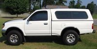 1990 Toyota Pickup 2 Dr Deluxe Standard Cab LB, Toyota.PU.with.fiberglass.shell, exterior