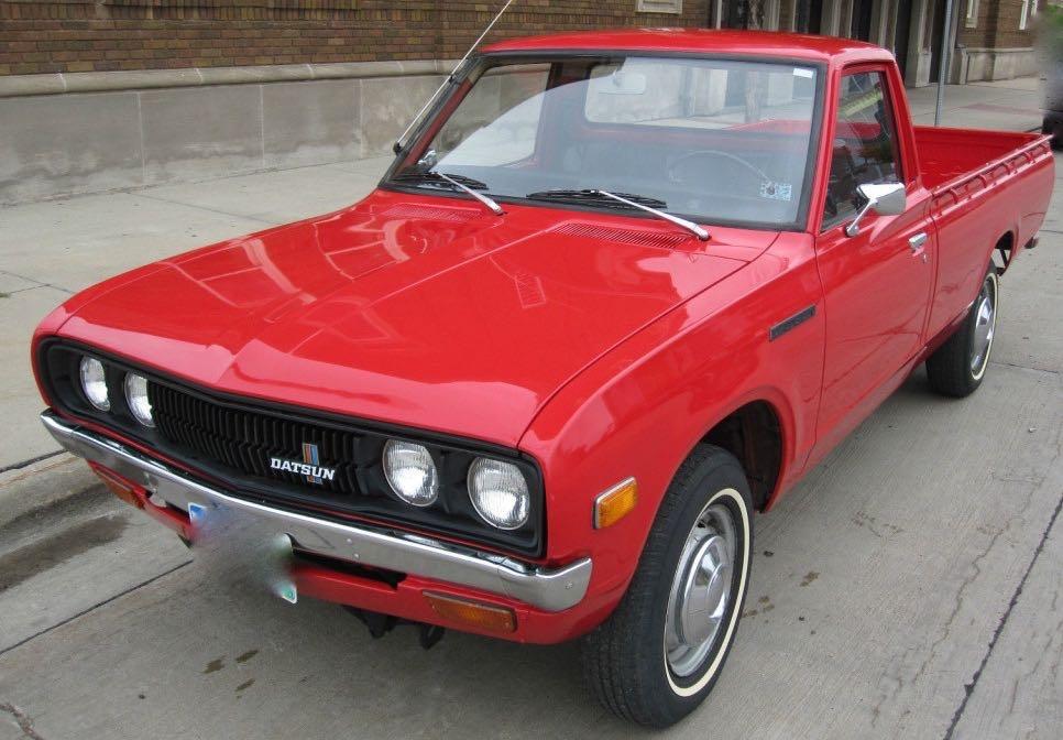 Datsun 620 Pick Up Test Drive Review Cargurus