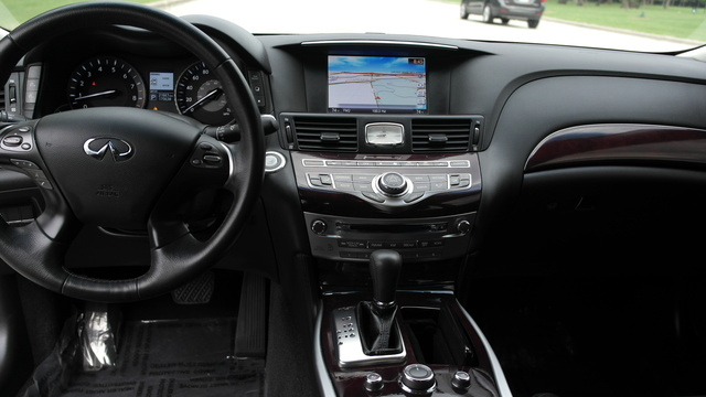 Picture of 2015 INFINITI Q70L 3.7 RWD, interior, gallery_worthy