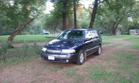 Picture of 2002 Mercury Villager 4 Dr Sport Passenger Van, exterior