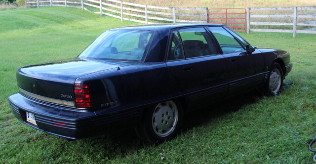Picture of 1993 Oldsmobile Ninety-Eight 4 Dr Touring Sedan